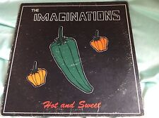 Hear 80's One New Wave Soul Calypso LP : The Imaginations ~ Hot And Sweet ~ 1002