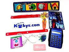 Kooky Klickers Fun Grab Bag Kit Limited Ed. Dell Ball Point Pen School Supplies