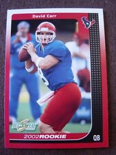2002 Score Houston TEXANS Team Set (3c)