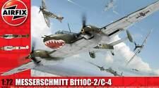 Airfix Messerschmitt Me bf-110c-2/c-4 france 1940 frente oriental 1:72 francia Kit