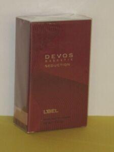 L'BEL DEVOS MAGNETIC SEDUCTION ( FRUITY WOODY) EDT SPRAY 100 ml. NEW-BOX SEALED!