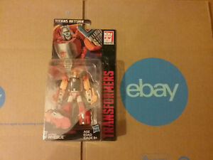 Transformers Titans Return Wheelie NEW Hasbro US
