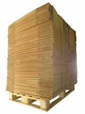 """STRONG LARGE DOUBLE WALL Cardboard House Removal Moving Boxes 20""""x20""""x20"""" Inches"""