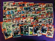NFL FOOTBALL COLLECTION SPORTS CARDS - INDIANAPOLIS COLTS