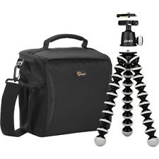 Lowepro/Joby Format 160 Camera Bag & GorillaPod Tripod Black LP37050-BWW