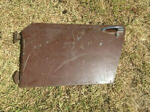 MG Midget,Austin Healey Sprite Left Hand Door #2 from a Florida Car
