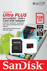 Внешний вид - SanDisk Ultra 32GB 64GB 128GB Micro SD Class 10 SDHC SDXC Memory TF Card