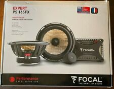 New listing Focal Ps 165Fx 2-Way component flax series