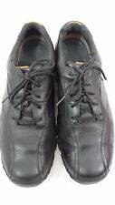 Men's Timberland Black Leather  Lace Up Oxford Shoe - Size 11 Medium