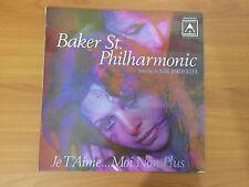 Vinyl LP - Baker St. Philharmonic. Je T'Aime...Moi Non Plus