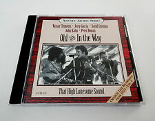 Jerry Garcia Old & In The Way That High Lonesome Sound 1973 CD ACD Grateful Dead