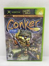 Conker Live & Reloaded Microsoft Xbox Spiel Game Kult ??BLITZVERSAND??
