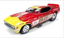 Auto World 1:18 Sien & Lankford Brand X 1970's Ford Mustang Funny Car AW1167
