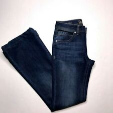 DL1961 Jeans Joy High Rise Flare Denim Jeans 4 Way 360 Stretch Comfort Sz 27