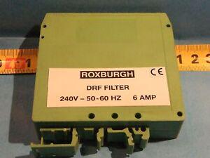 ROXBURGH  DRF Filter 240V-50-60HZ 6AMP
