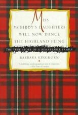 Miss McKirdy's Daughters Will Now Dance the Highland Fling-ExLibrary