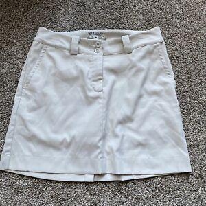 Nike Ladies Golf Skort Skirt Dri-Fit Sz 4