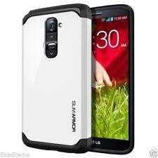 Fundas y carcasas LG color principal blanco de silicona/goma para teléfonos móviles y PDAs