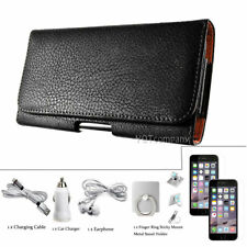 Leather Holster Belt Clip Carrying Case Horizontal Pouch For iPhone 6s 78 Pus Xr