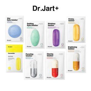 Dr. Jart+ Solution Mask 5PCs/BOX - US SELLER - Hydrate, Nourish & Brighten Skin