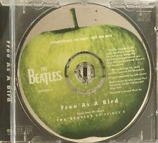 THE BEATLES  : FREE AS A BIRD -  [ CD MAXI PROMO ]