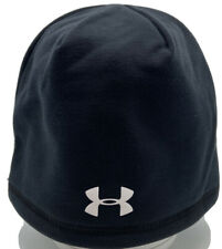 Under Armour Mens Storm Beanie Black - UA Golf Football Warm Winter Thermal Hat
