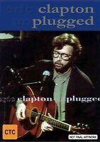 Eric Clapton - Unplugged DVD region 2,3,4,5,6 Like New