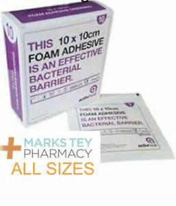 Activheal Foam Adhesive Dressings