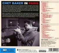CHET BAKER - COMPLETE CHET BAKER IN PARIS  3 CD NEU