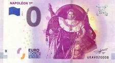 75007 Napoléon 1er, 2019, Billet 0 € Souvenir