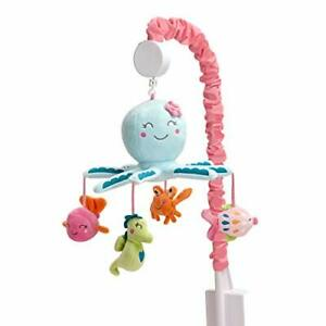 Carter's Sea Collection Musical Mobile Pink/Blue/Turquoise