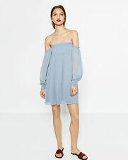 Zara Women's Long Sleeve Mini Dresses