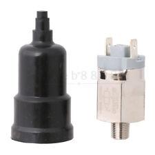 "NO Electric Pressure Equipment Controller Switch 1/8"" Adjustable Diaphragm Safe"