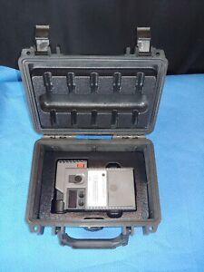 Intoximeters Alco-Sensor IV Breathalyzer BAC Alcohol Meter With Case