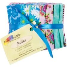 Fabric Jelly Rolls Paisley - Editions Acrylic Multicolour Punch