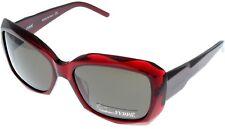 Gianfranco Ferre Sunglasses Women Bordeaux Rectangular GF928 03