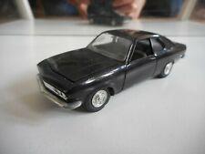 AHC Opel Manta in Black on 1:43