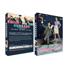 What's Wrong with Secretary Kim Korean Drama Dvd with Good English Subtitle