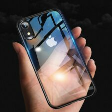 For iPhone XS Max XR X 8 7 Ultra Slim Clear Soft TPU Case Protective Back Covers