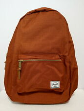HERSCHEL SUPPLY SETTLEMENT 23L (MANGO) LARGE CANVAS BACKPACK BRAND NEW w/TAGS!!