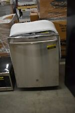 "Ge Profile Pdt845Ssjss 24"" Stainless Fully Integrated Dishwasher Nob #42908 Cln"