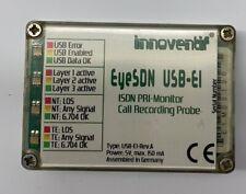 Innoventif EyeSDN USB / ISDN & analoge Leitungen USB-E1-Rev.A