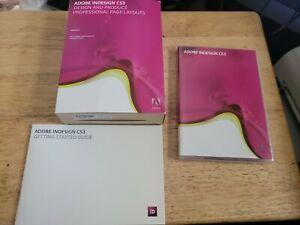Adobe Indesign CS3 w/ Serial Number Macintosh
