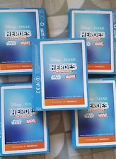 More details for sainsbury's  disney heroes on a mission trading  cards 2021  50 packs = 200