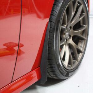 For 2015-2019 Dodge Charger SRT Hellcat Daytona JLT Splash Guards Free Shipping