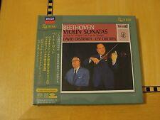 Esoteric SACD - Beethoven Violin - Oistrakh / Oborin - Japan Super Audio CD