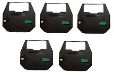 5 x Farbband Gr. 186c Olympia Carrera ll S MD 2000 De Luxe Classic correctable