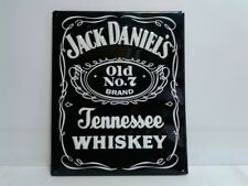 Jack Daniel's Old No 7 Brand Tennessee Whiskey Blechschild