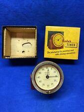 KODAK 8239 DARKROOM TIMER VINTAGE PIECE WITH BOX