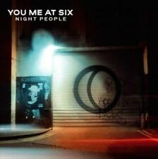 YOU ME AT SIX NIGHT PEOPLE * NEW VINYL RECORD